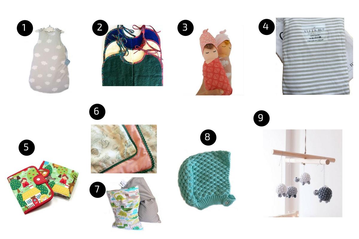 Prendas para bebés At Mum's