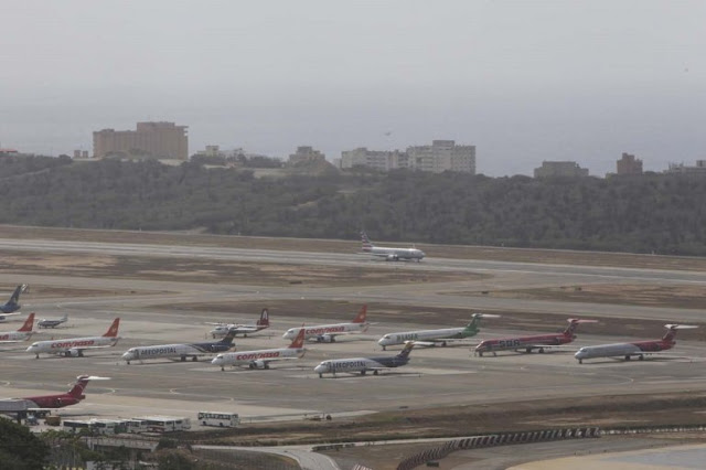 Venezuela ha perdido 20% de plazas en vuelos internacionales desde 2013