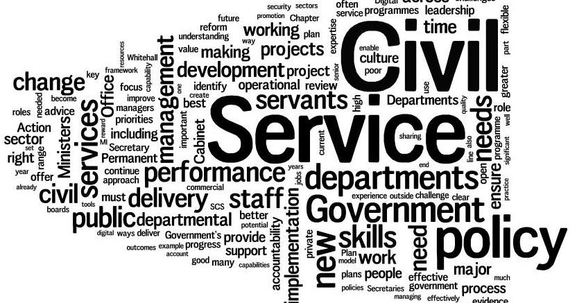 education plus: What is Civil Service ? 2014