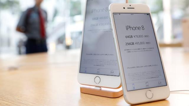 Apple Banting Harga iPhone 8 dan 8 Plus Mulai dari Rp7,5 Jutaan!