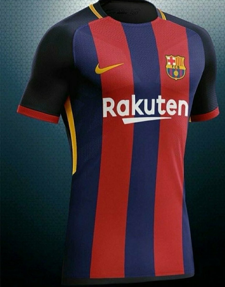 buy popular 0f908 24f36 Fake! This is Not The New Nike FC Barcelona 18-19 Home Kit ...