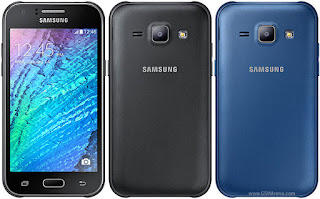 Samsung Galaxy J1 vs J2