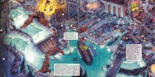 Top 15 Fakta tentang Batcave, Markas Rahasia Batman