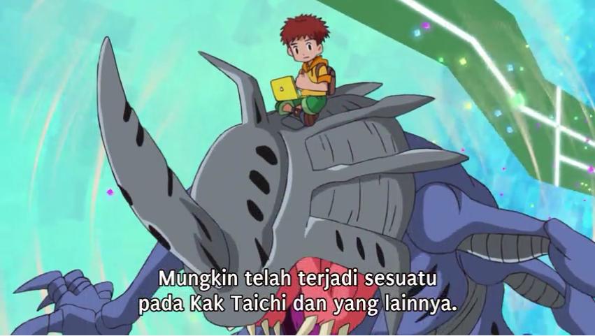 Digimon Adventure (2020) Episode 08 Subtitle Indonesia