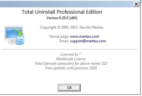 total uninstall pro 6.21.1 crack