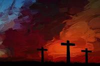 croce passione ponzio pilato gesù vangelo condanna morte pasqua venerdi crocifisso
