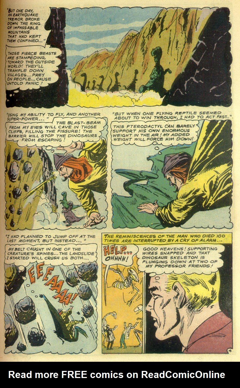 Strange Adventures (1950) issue 198 - Page 23