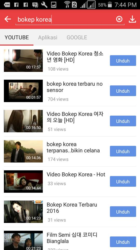 Cara Download Video Bokep
