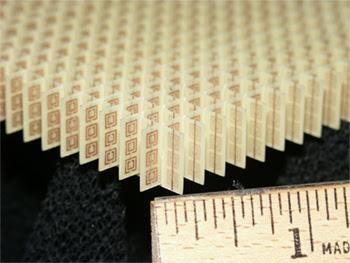 Design and adaptation of a folded split ring resonator antenna for an animal borne sensor