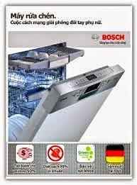 Sửa chữa máy rửa bát bosch tại hà nội