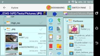 X-plore File Manager v3.99.06 Apk [Donate][Latest]