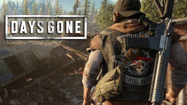Shooting zombie open world dijadwalkan untuk  Eksklusif Days Gone PS4 ditunda Hingga 26 April 2019