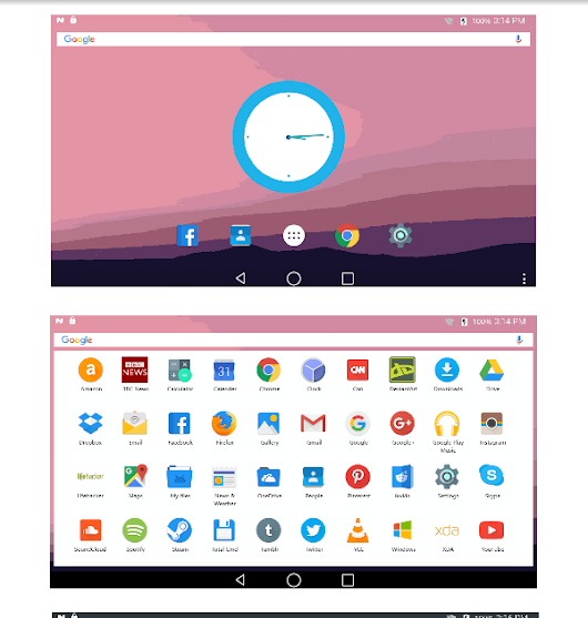 Android Nougat Beta Preview 1.0.0