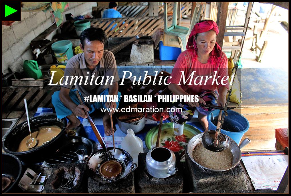 LAMITAN TOURIST SPOTS