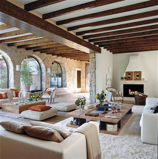 Interior Spanish Style Homes: Haus Design: El Mueble: Spanish Design Inspirations