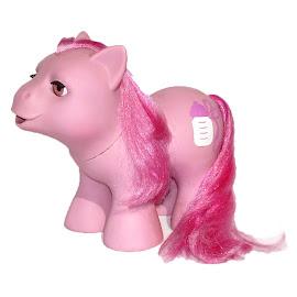 My Little Pony Sweet Dreams Year Five Soft Sleepy Newborns G1 Pony