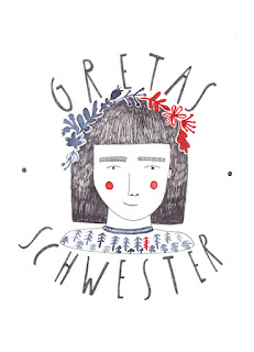 gretas schwester illustration