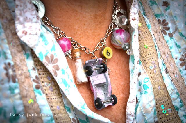junk necklace