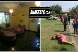 Maling Koplak Dibekuk Polisi. Mau Nyolong Malah Tertidur Di Rumah Korban...