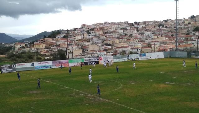 Άνετα επικράτησε με 3-0 η Ένωση Ερμιονίδας τον Μανδραϊκό