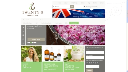 twenty8-official-site