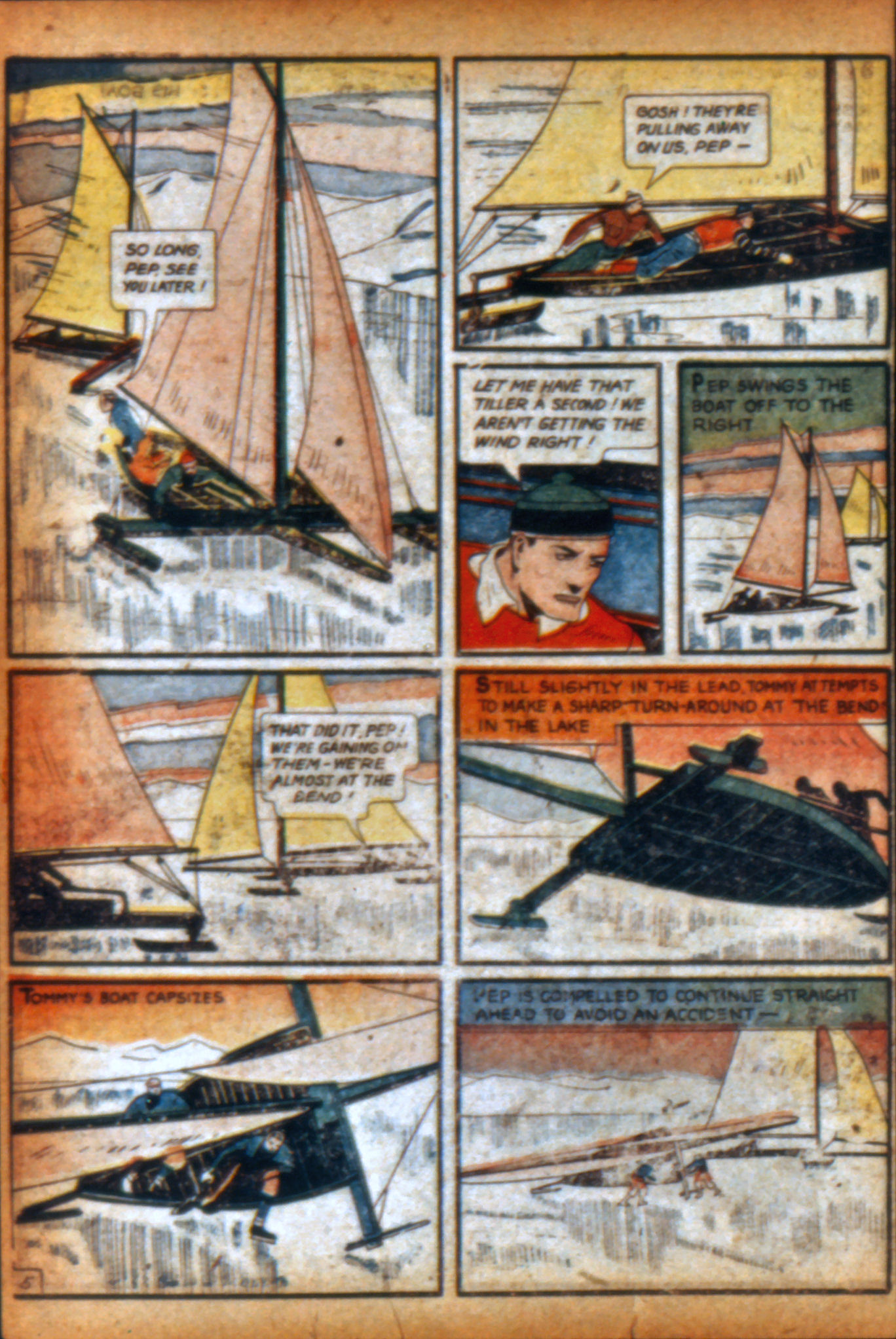 Read online Action Comics (1938) comic -  Issue #9 - 27