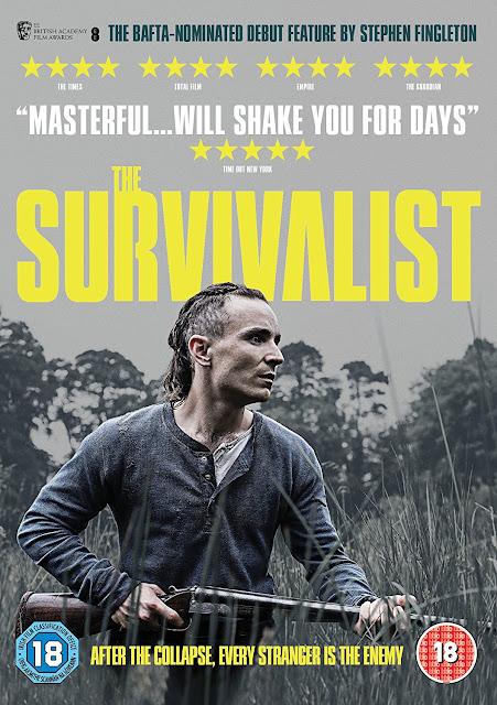 """THE SURVIVALIST, O como intentar sobrevivir al fin del mundo """"en solitario"""" y el mito del """"perfil bajo"""" en el preparacionismo The%2Bsurvi%2B001"""