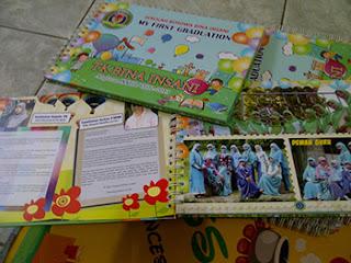 Buku Tahunan TK Bina Insani