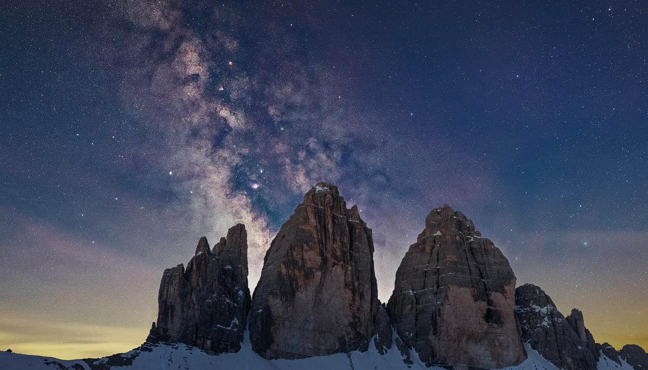 Ridefiniti i confini della Via Lattea
