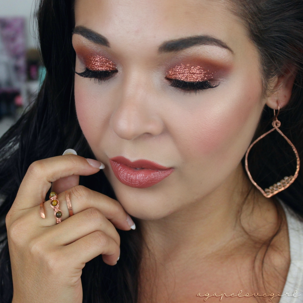Agape love designs warm fall glam makeup full face tutorial some drug store items too rimmel london sent me a few of their new goodies and girls i have really been enjoying them drugstore makeup brands are baditri Image collections