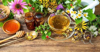 Sakinleştrici Bitki Çayları