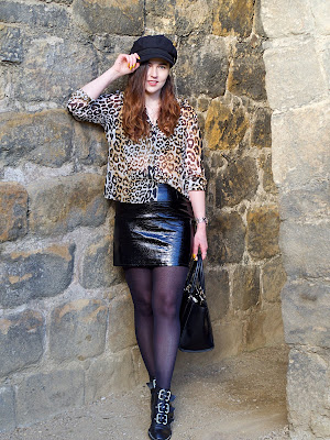 styling animal print