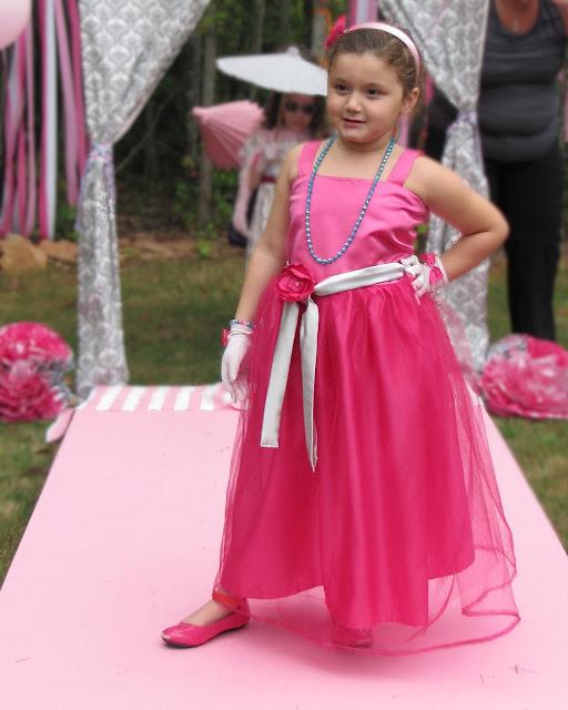 barbie costume tutorial