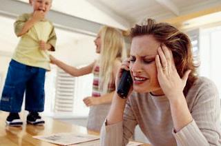 Dealing With Parental Stress