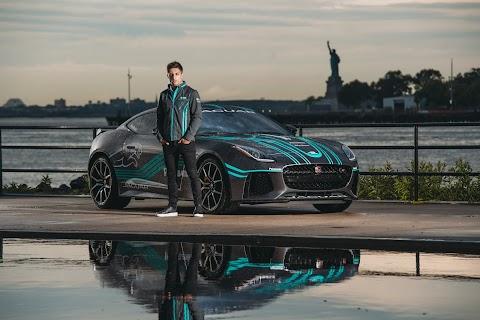 Mitch Evans | Jaguar
