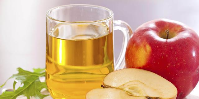 Vinagre de manzana desintoxica el hígado