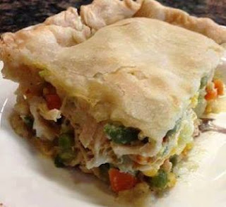 Chicken-Vegetable Pot Pie