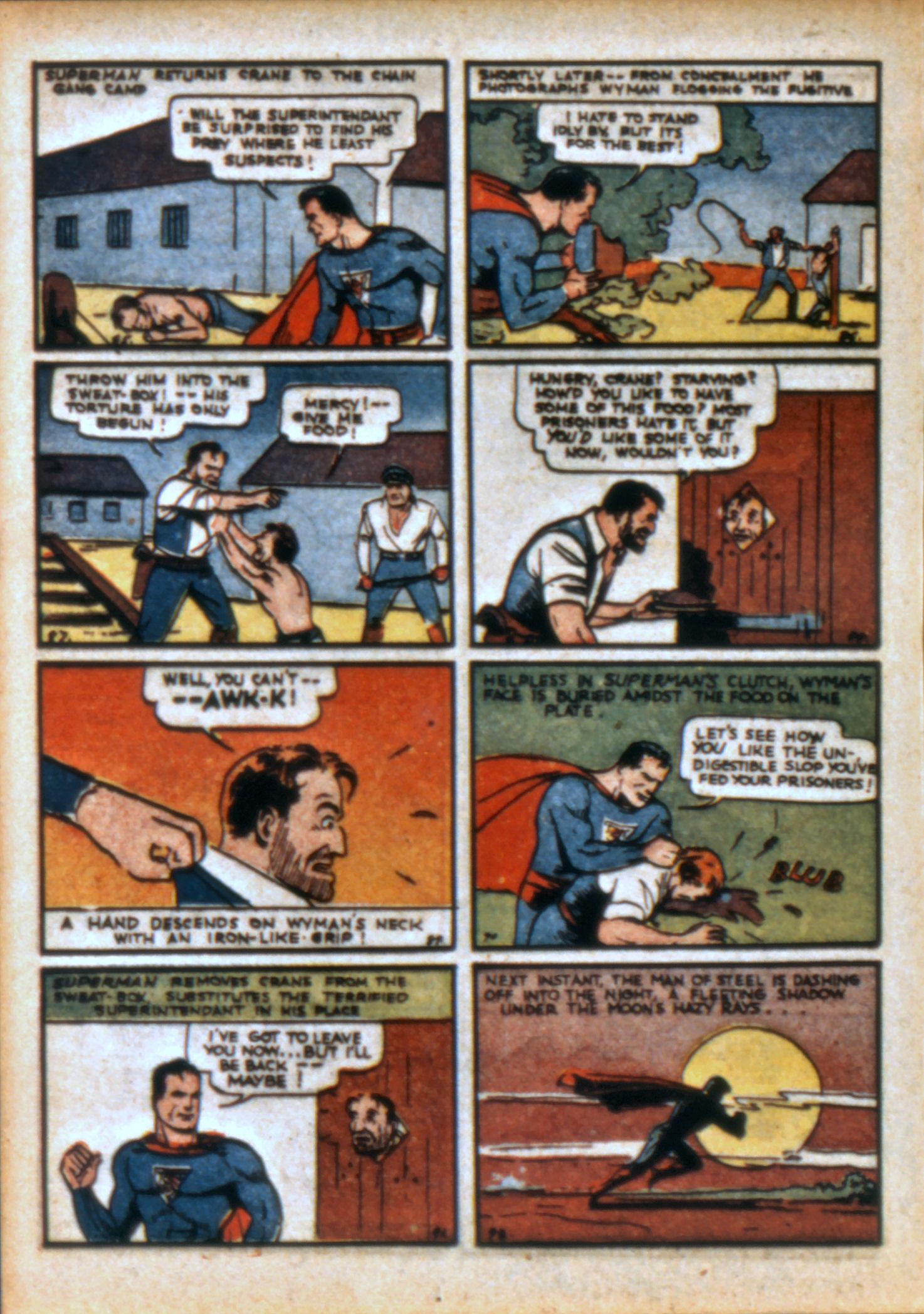 Action Comics (1938) 10 Page 14