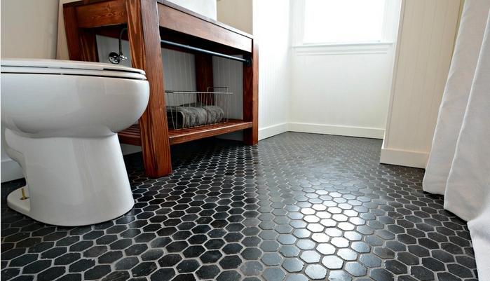 23 Motif Keramik Kamar Mandi Paling Bagus & Terbaru | Rumah Minimalis