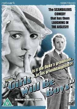 Girls Will Be Boys (1934)