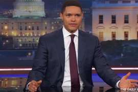 Trevor Noah: 'I Have Been Stopped by Police 8 to 10 Times' in 6 Years in US
