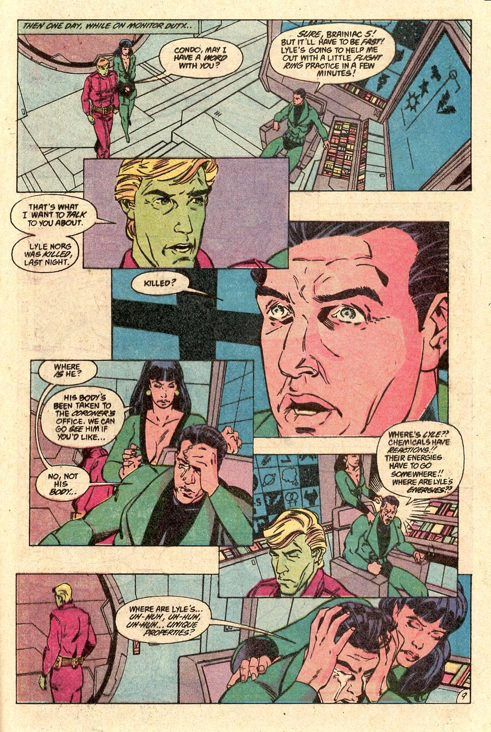 Read online Secret Origins (1986) comic -  Issue #47 - 34