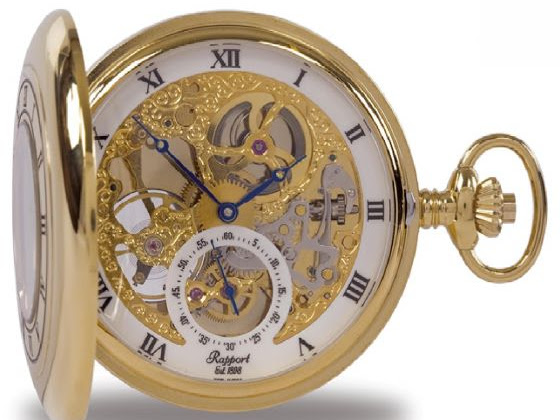 Why You Should Get Your Man a Pocket Watch