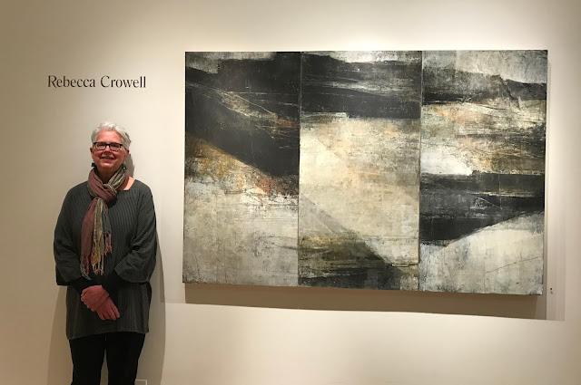 Rebecca Crowell: my current exhibit