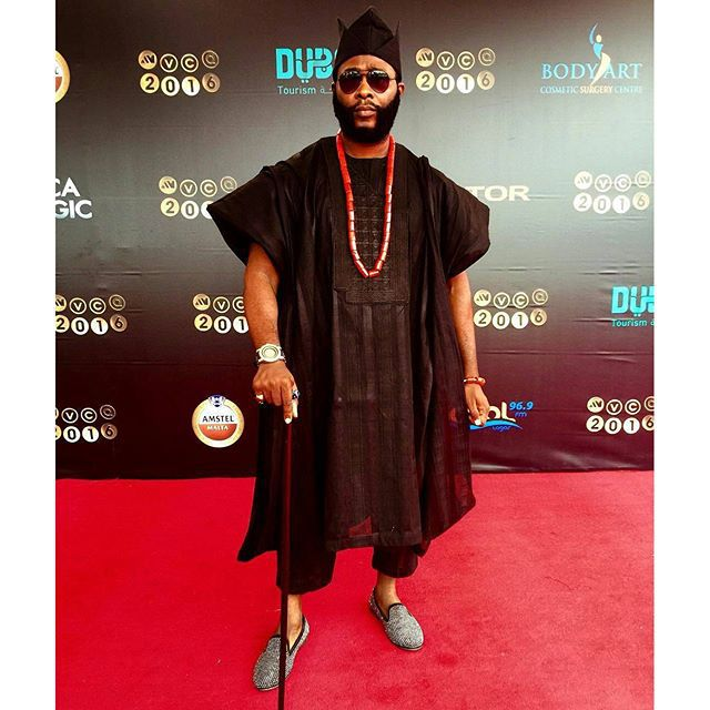 Latest Agbada Styles For Nigerian Men