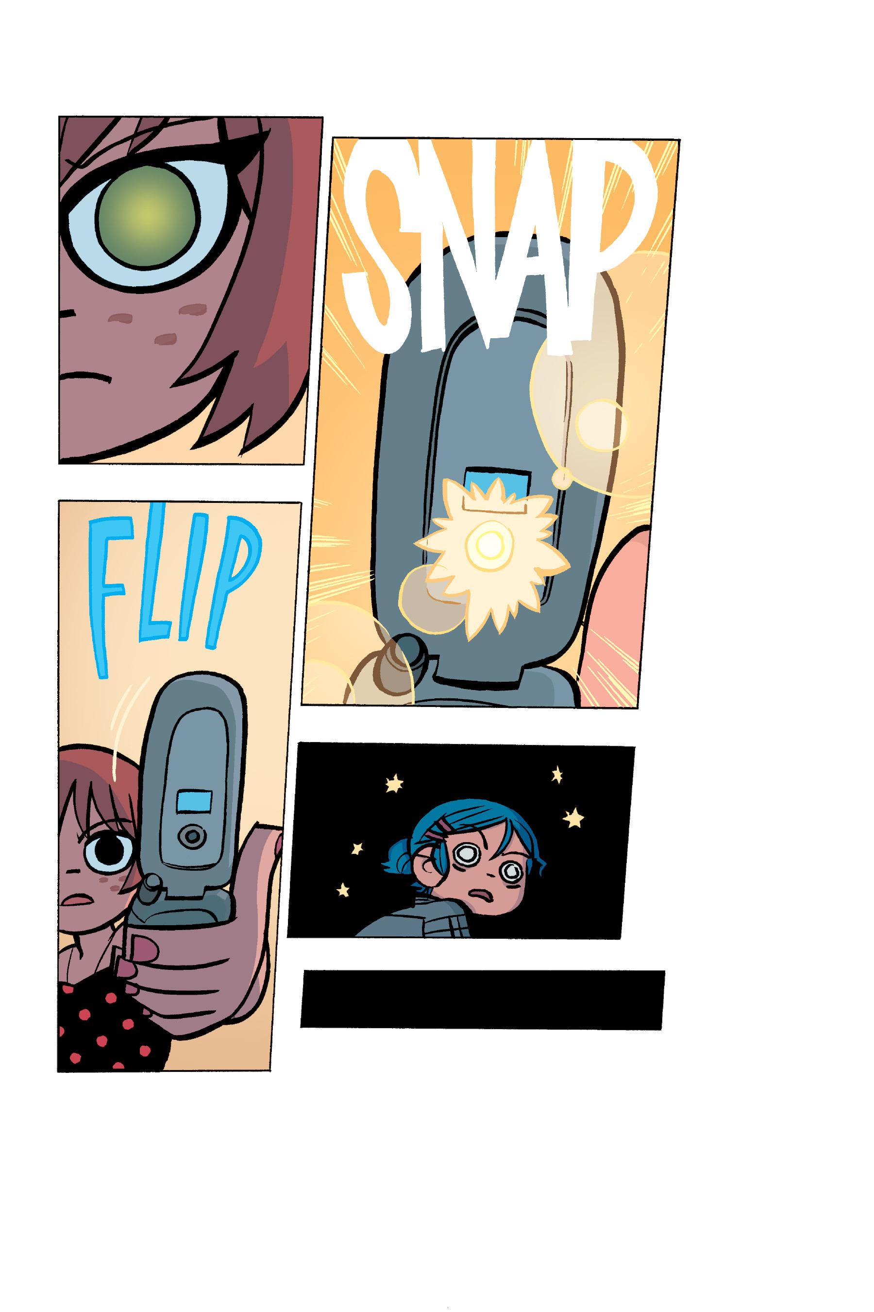 Read online Scott Pilgrim comic -  Issue #5 - 89