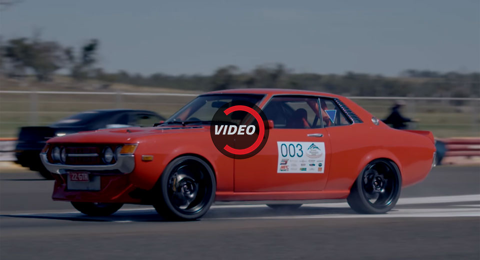 This 1971 Toyota Celica Has A 1000HP Lexus V8 And GTR39s