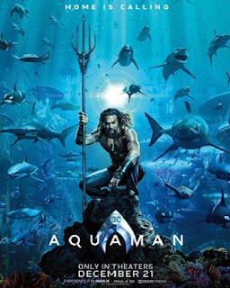 aquaman movie synopsis and official trailer 2018