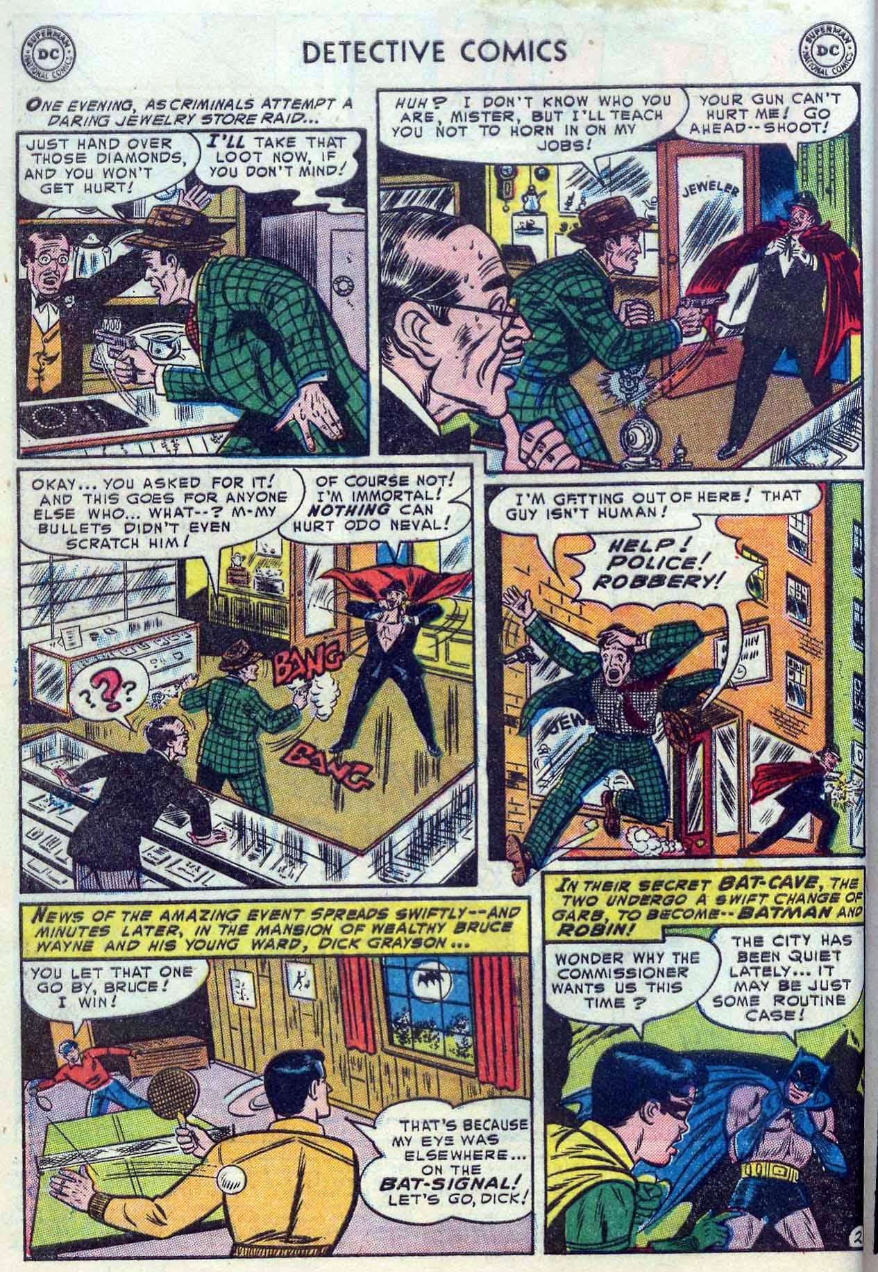 Read online Detective Comics (1937) comic -  Issue #204 - 4