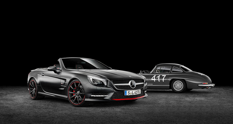 Special Edition 2019 Mercedes SL Design, Specs Performance and Release Date